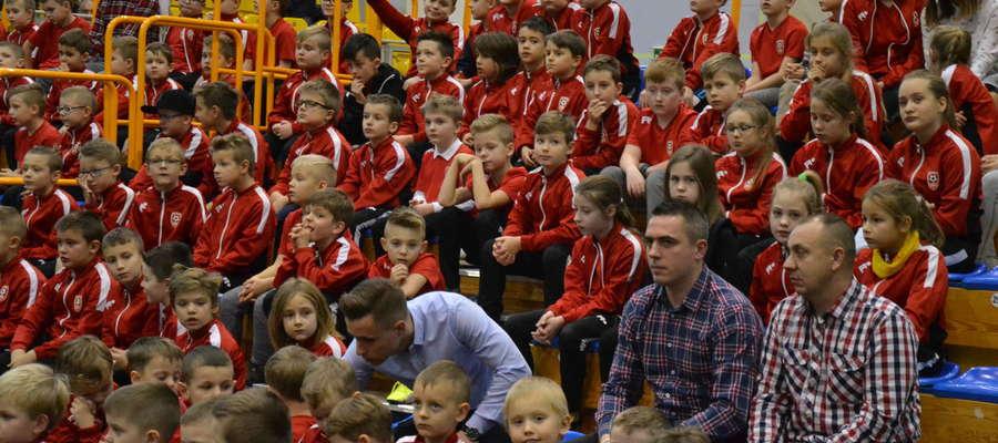 Piłkarze i trenerzy AP Ostróda w piątek podsumują mijający rok