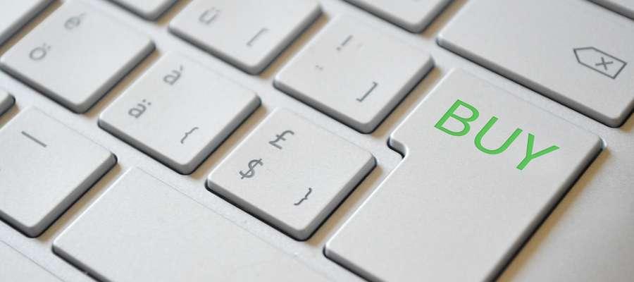 Nowe przepisy nie obejmują e-booków, muzyki, gier i oprogramowania