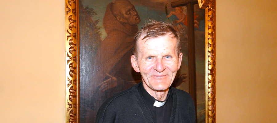 Ks. kan. Zdzisław Baranowski