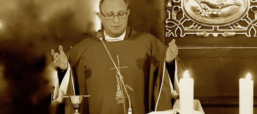 Ks. Jacek Borkowski proboszczem parafii w Łąkorzu był od 2014 roku