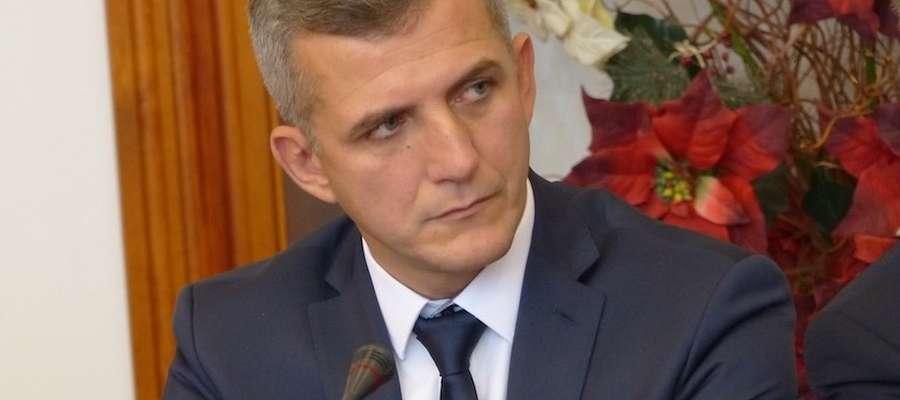Nowy Starosta Powiatu Iławskiego, Bartosz Bielawski, pełnił funkcję radnego powiatowego od 2002 roku