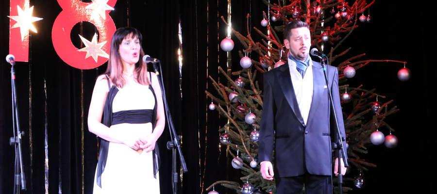 W ubiegłym roku podczas koncertu wystąpił w Pasłęku Bellezza Opera Trio