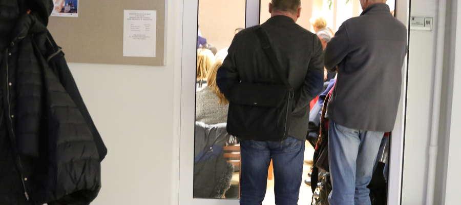 Media poproszono o opuszczenie sali, w której burmistrz spotkał się z pracownikami szkoły