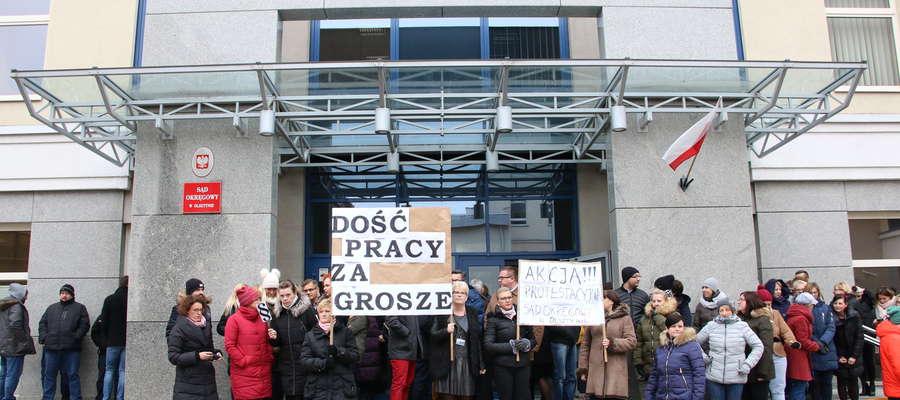 Kolejny wirus w Olsztynie. Na L4 poszło 110 pracowników sądu