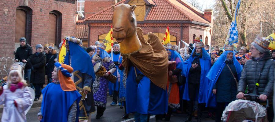 Królewski korowód przemaszeruje ulicami Kętrzyna już po raz siódmy