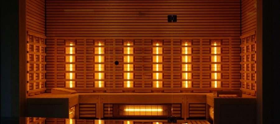 Sauna infrared - sposób na poprawę stanu zdrowia jesienią i zimą