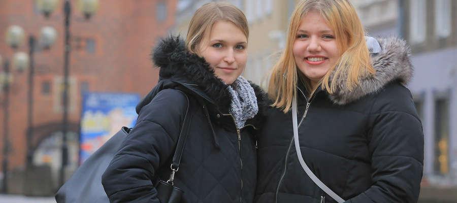 Joanna Stomska i Daria Cieślak