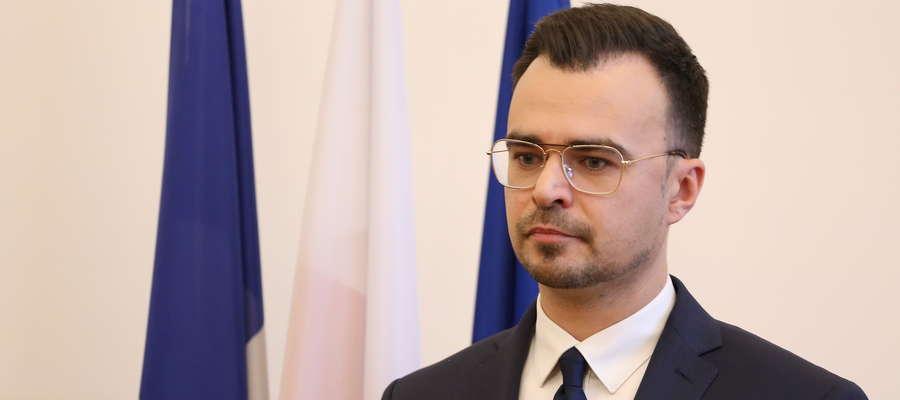 Maciej Wróbel zastępcą burmistrza Kętrzyna