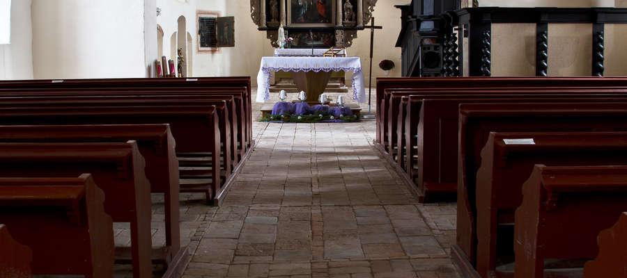 Kościół w Mariance