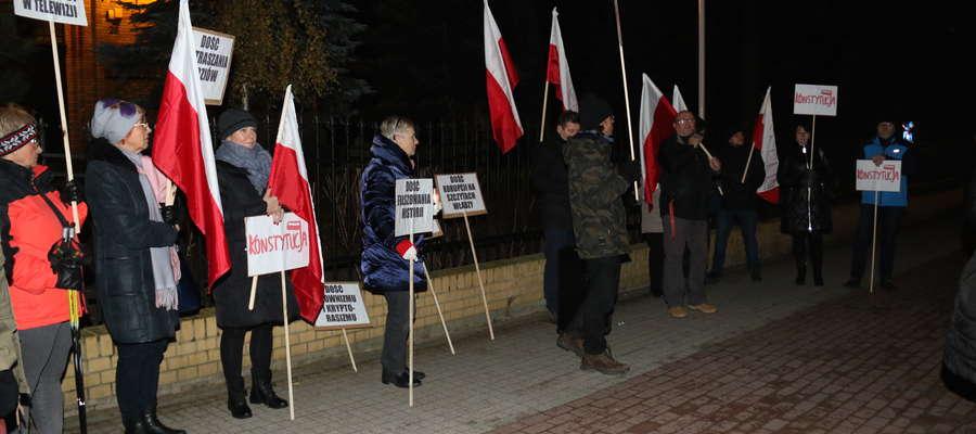 Spotkanie z okazji 37. rocznicy wprowadzenia stanu wojennego w Polsce