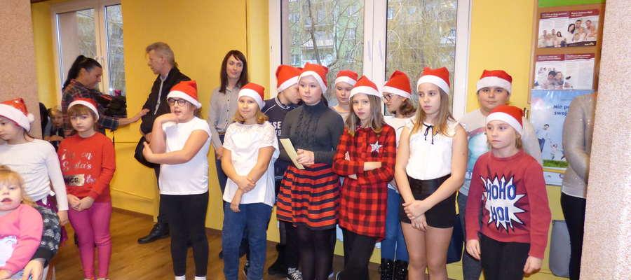 Wszyscy wysłuchali świątecznych życzeń