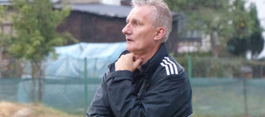 Jarosław Płoski, trener GKS-u Wikielec