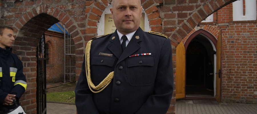 asp. sztab. Paweł Straszyński