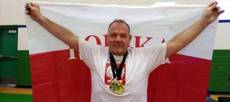 — Jadę po to, by dać z siebie wszystko — mówi Stanisław Kamiński
