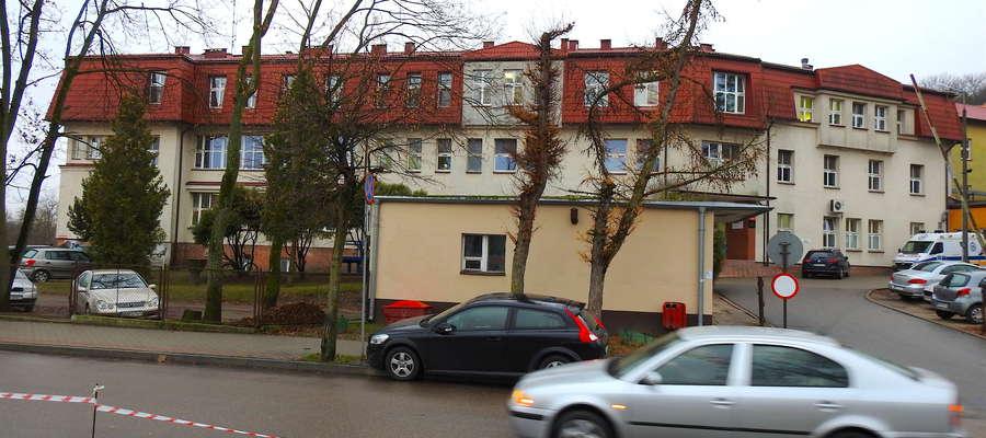 Szpital powiatowy im. Friedricha Lange w Nowym Mieście Lubawskim