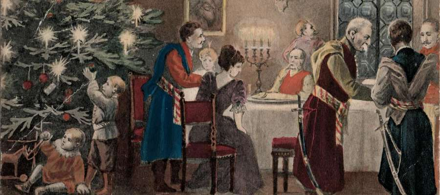 Kartki świąteczne z kolekcji Dariusza Andrzejewskiego