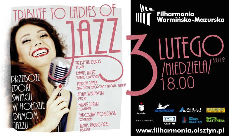 Gwiazdą koncertu Tribute To Ladies Of Jazz będzie Krystyna Durys - full image