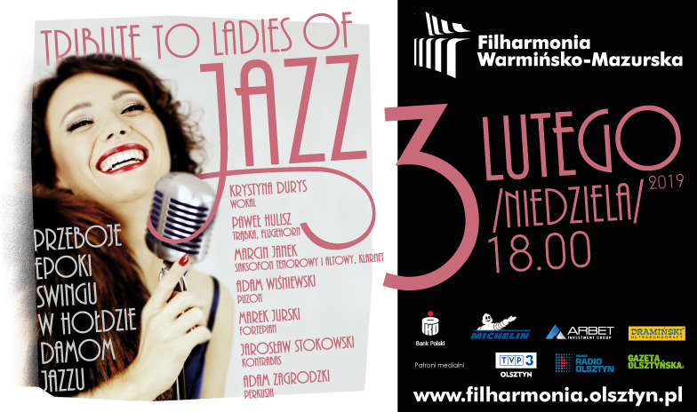 Tribute To Ladies Of Jazz