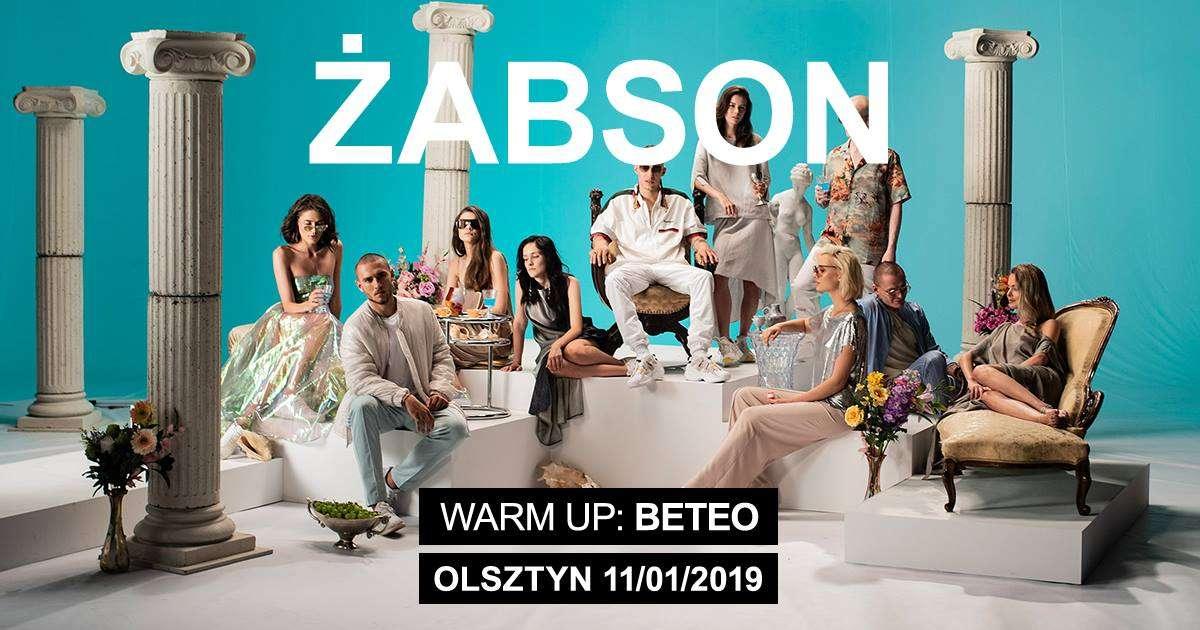 Koncert Żabsona w Olsztynie - full image