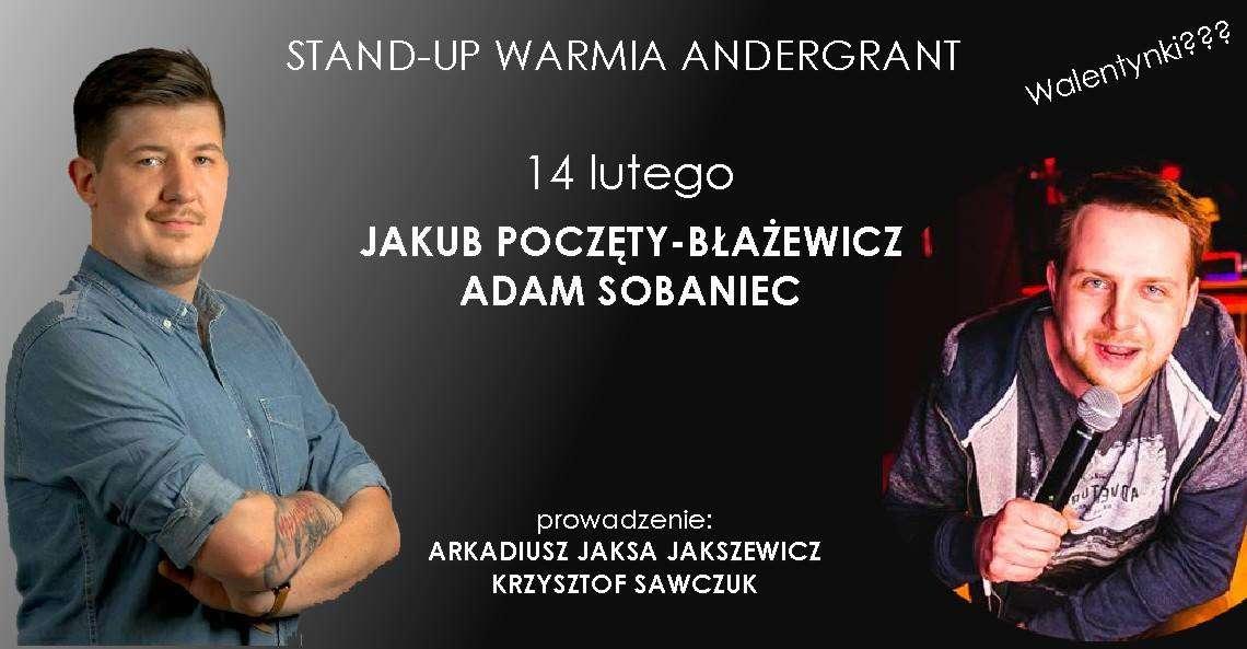Stand-up Warmia / Jakub Poczęty-Błażewicz & Adam Sobaniec - full image