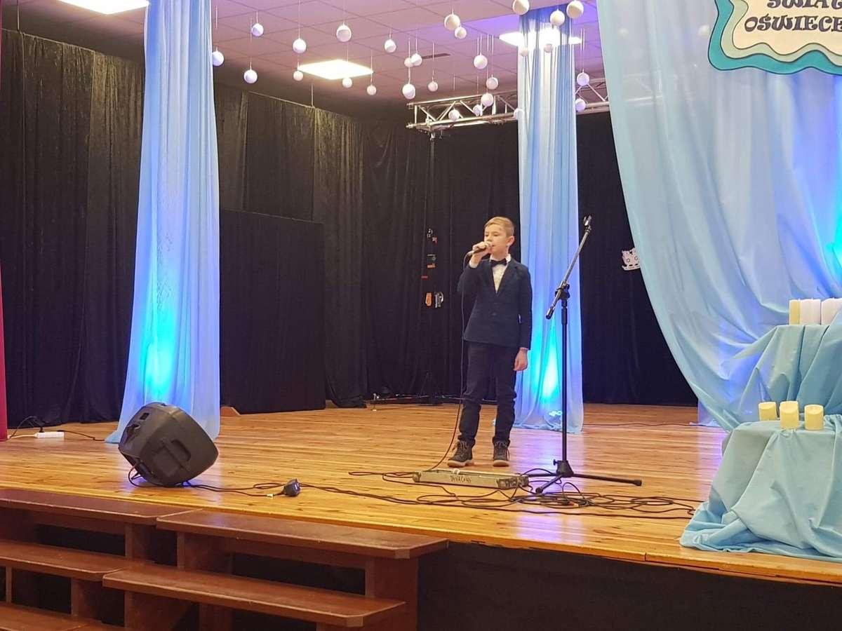 Aleksandra zajęła drugie miejsce na festiwalu w Lubawie