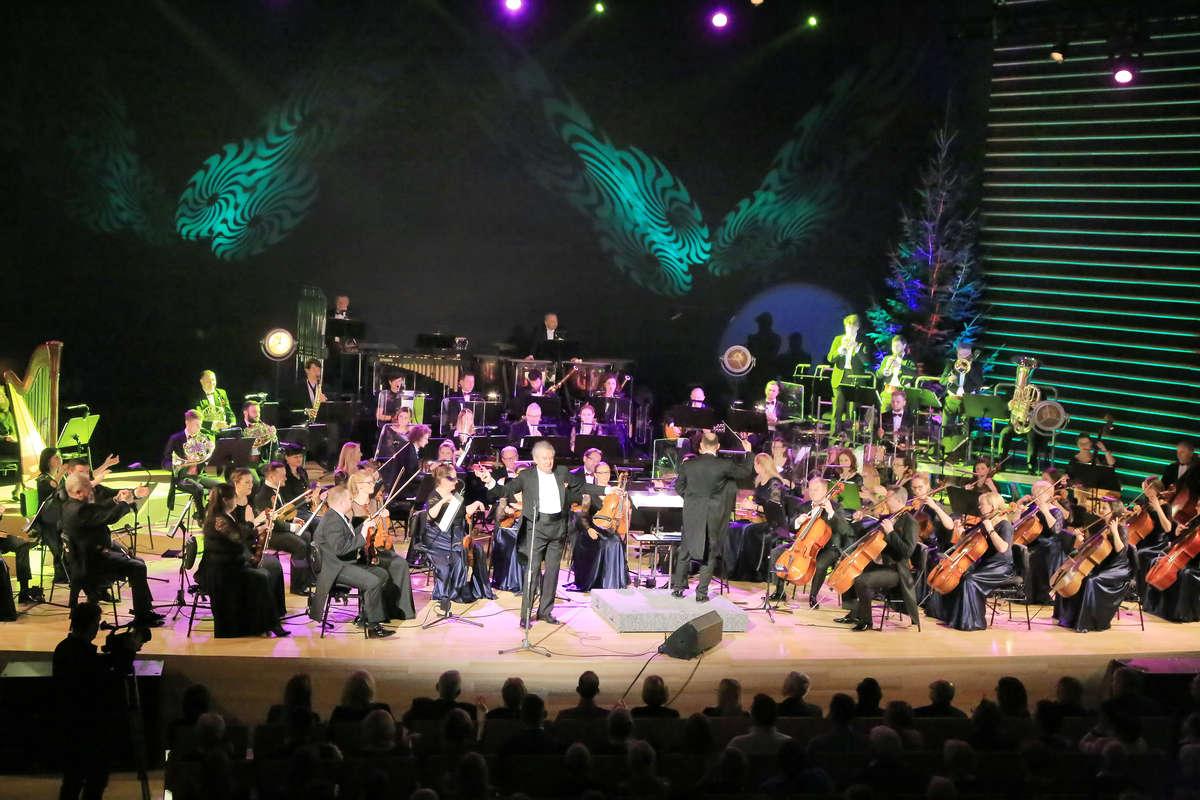 Koncert Marszałkowski: 50 lat - The Beatles symfonicznie w filharmonii - full image