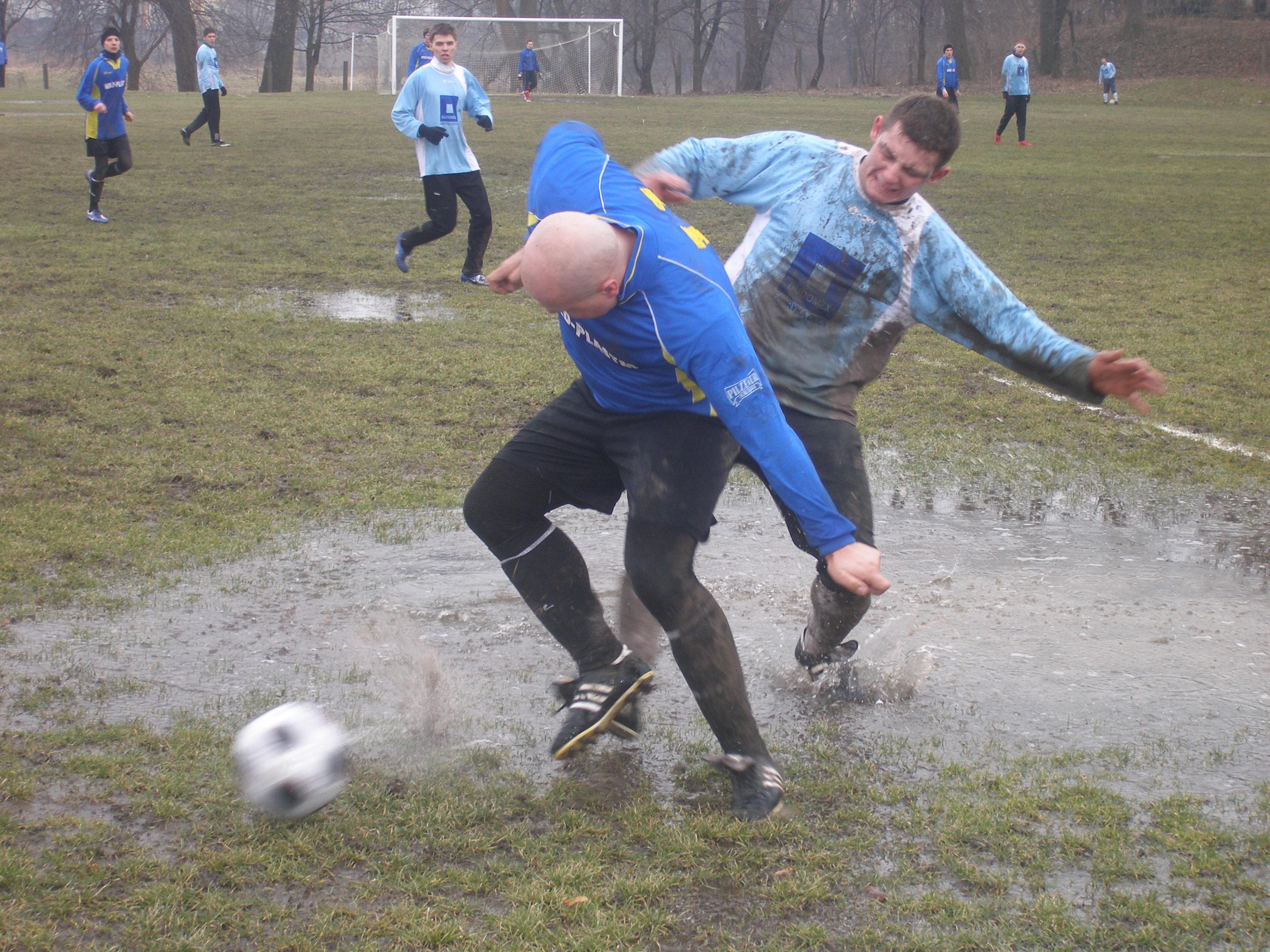 Zimowy turniej w Sępopolu — rok 2009