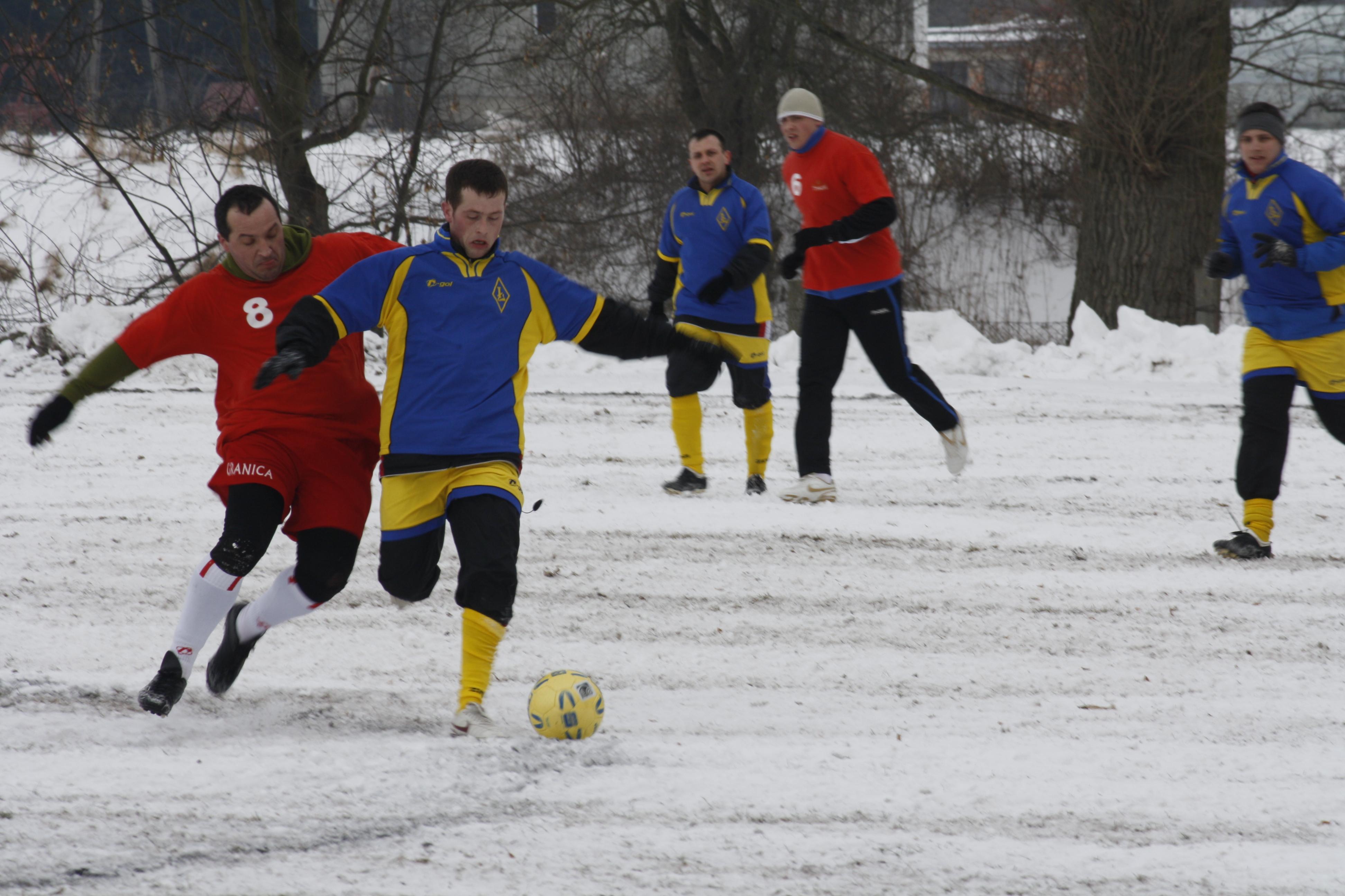 Zimowy turniej w Sępopolu — rok 2010