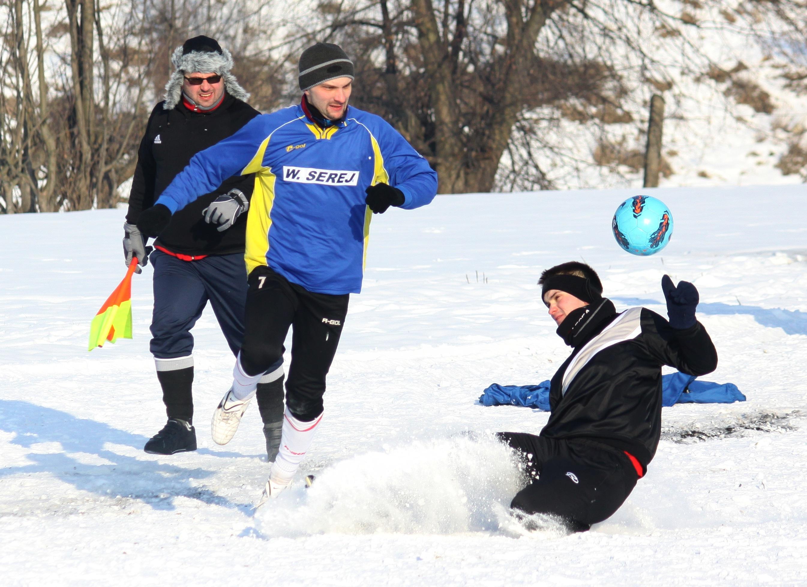 Zimowy turniej w Sępopolu — rok 2012