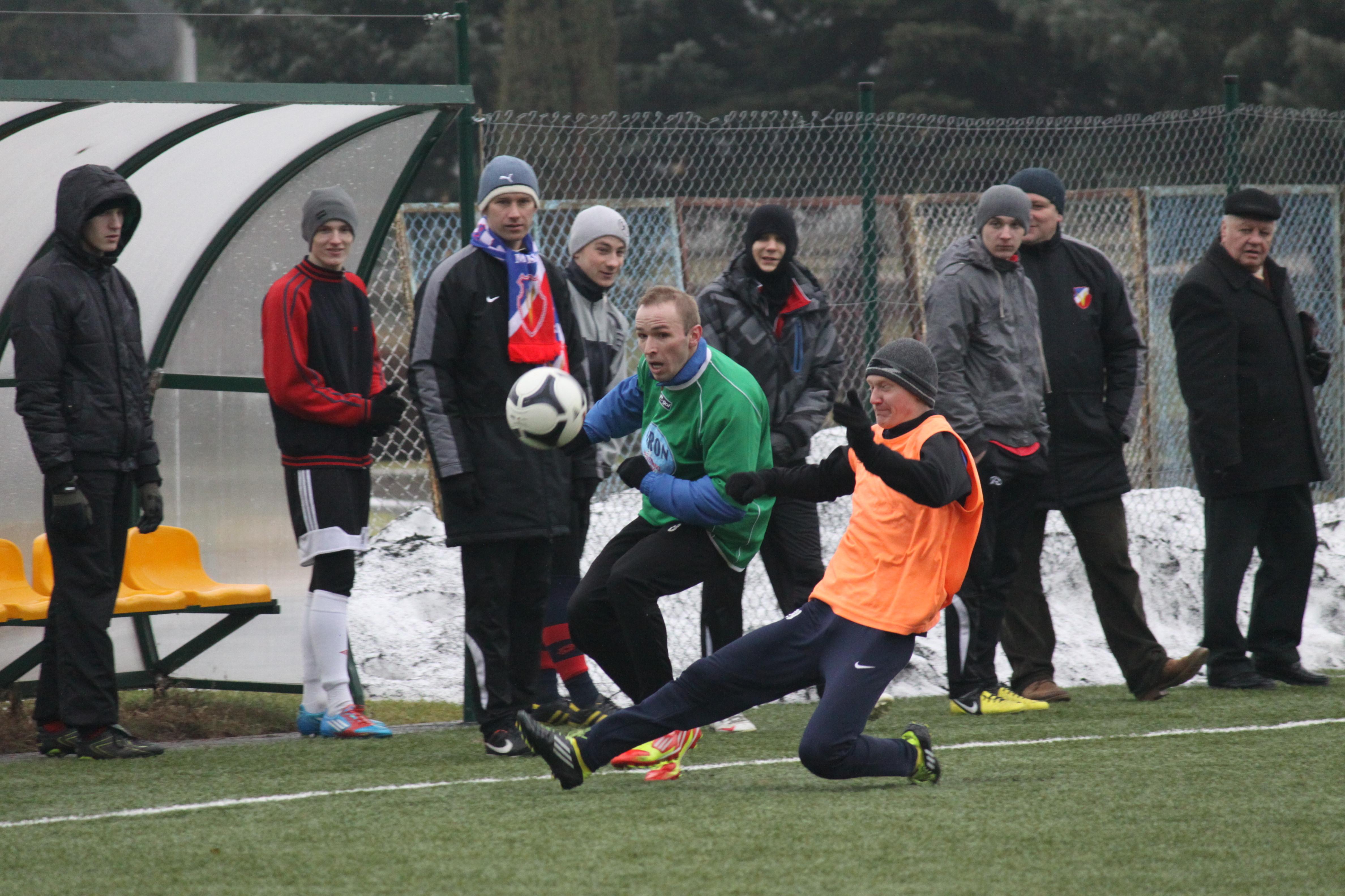 Zimowy turniej w Sępopolu — rok 2013