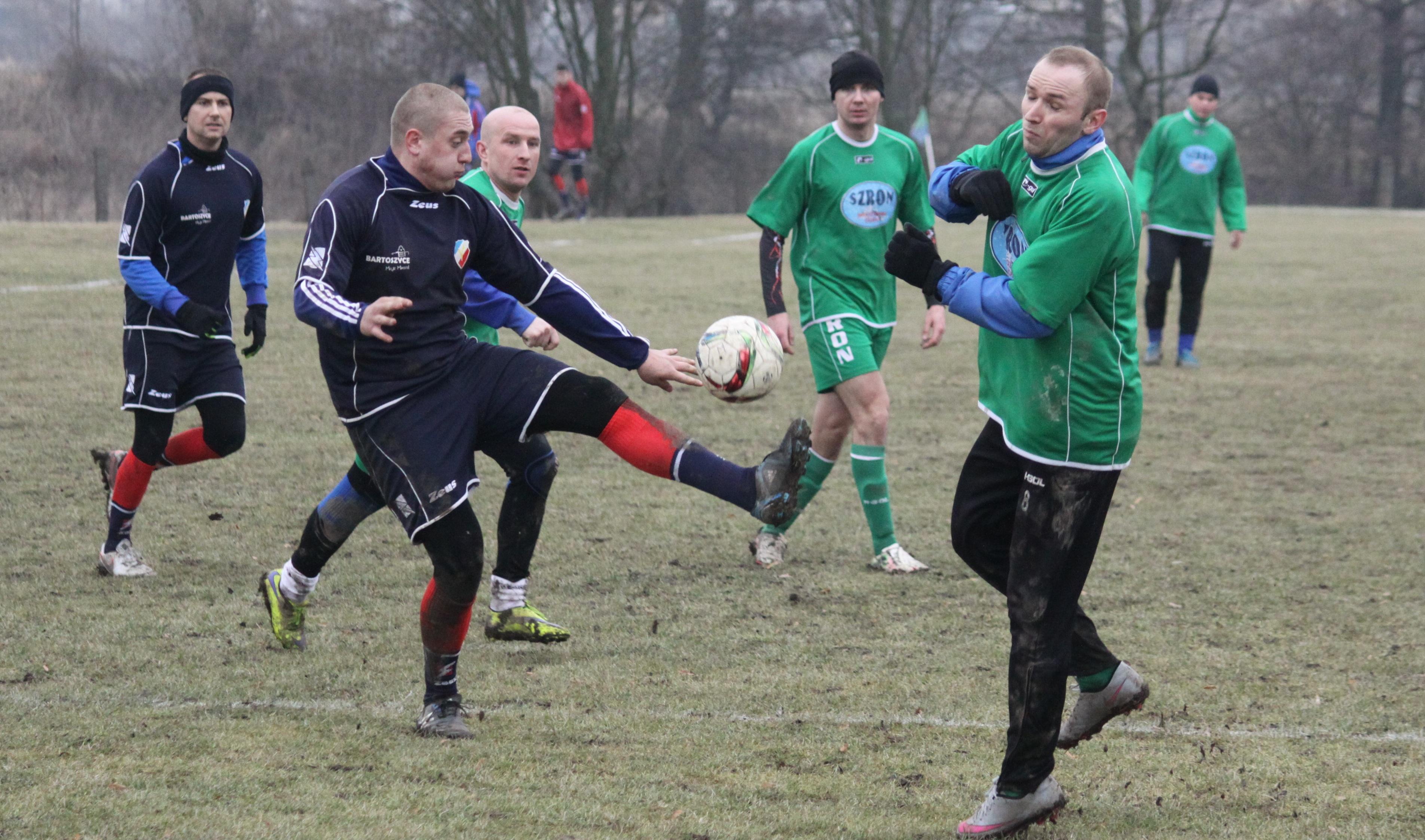 Zimowy turniej w Sępopolu — rok 2016