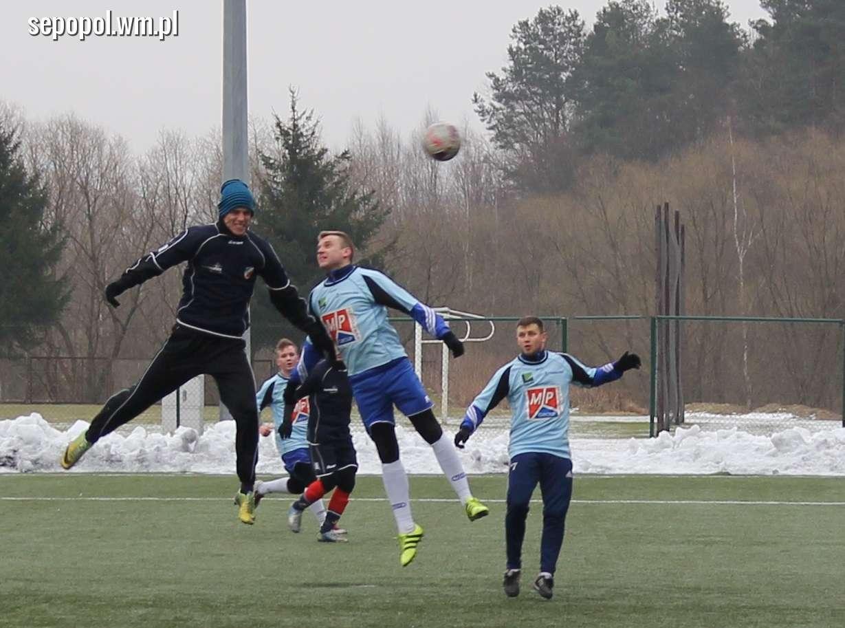 Zimowy turniej w Sępopolu — rok 2017