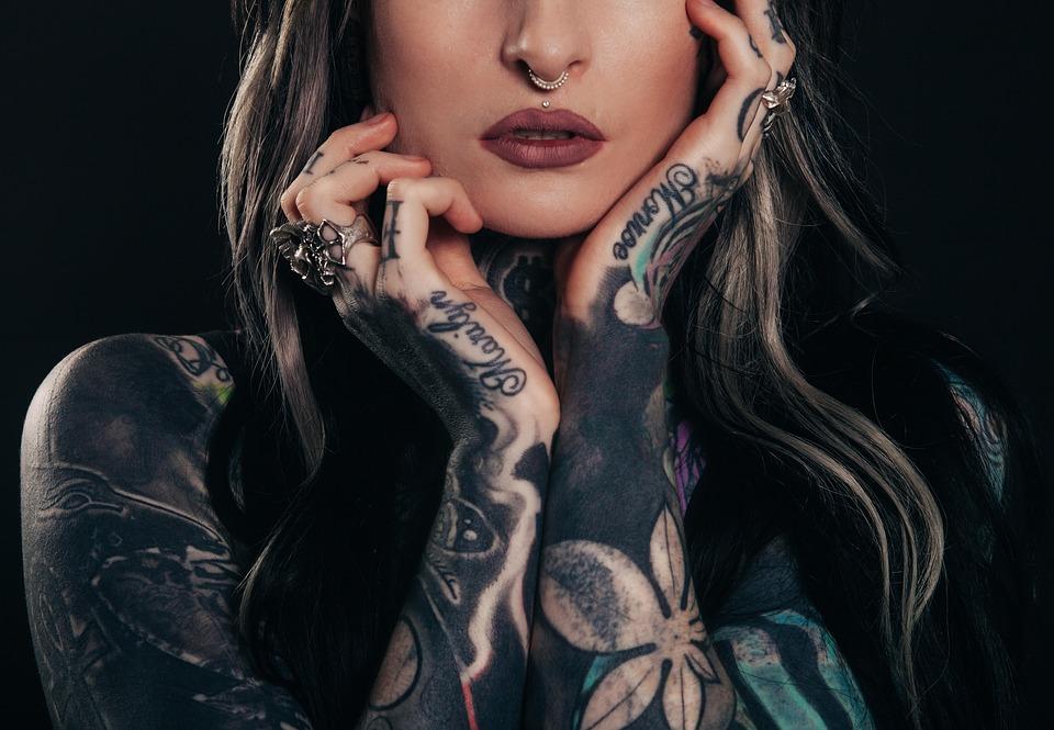 Kobiecy Tatuaż Oczami Mężczyzn Gazeta Olsztyńska