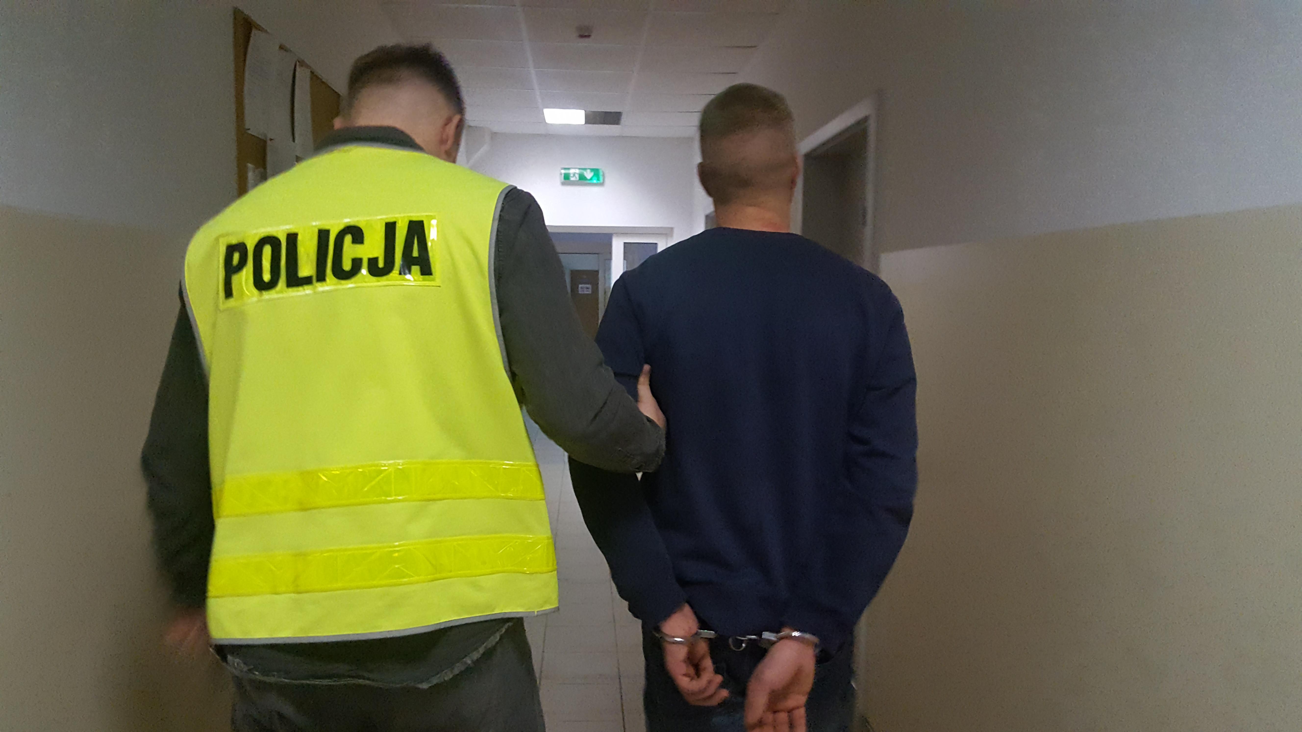 ba7042db43499b Policjantem się jest, a nie bywa - sierż. szt. Paweł Kiejziewicz ...