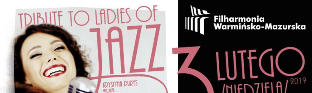 Gwiazdą koncertu Tribute To Ladies Of Jazz będzie Krystyna Durys