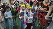 Bal karnawałowy w szkole w Żydowie