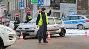 Wypadek w centrum Olsztyna. 73-letnia kobieta nie ustąpiła pierwszeństwa przejazdu [ZDJĘCIA]
