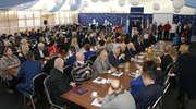 Powiatowo – gminna konferencja samorządowa w Krzynowłodze Małej