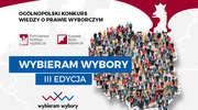 """Konkurs """"Wybieram Wybory"""" 2019"""