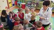 Pielęgniarka u przedszkolaków