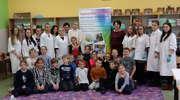 Warsztaty w Zespole Szkół Zawodowych w Kurzętniku dla uczniów SP2