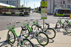 Kolejny przetarg na rower miejski w Olsztynie