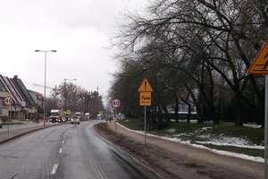 Nowe oznakowanie zwiększy bezpieczeństwo na przejściu dla pieszych w Olsztynie? [ZDJĘCIA]