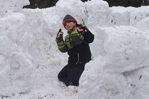 Zimowy Brzdąc: Bartosz Kostrzewa z Barczewa