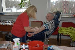W sobotębędzie można oddać krew w straży w Nowym Mieście