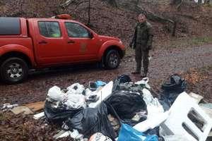 Ponad 1,4 mln zł rocznie płacimy za usuwanie śmieci z olsztyńskich lasów. Ta kwota może wzrosnąć