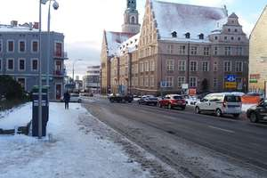 Można skręcić czy nie? Problemowe skrzyżowanie w Olsztynie
