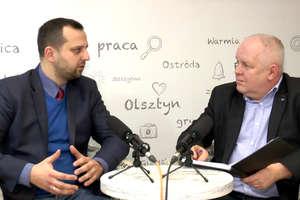 """Rozmowy """"Pod Zegarem"""": Robert Szewczyk"""