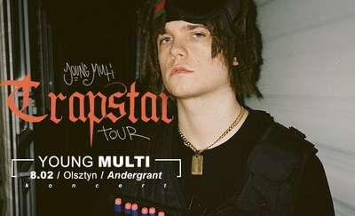 Young Multi - Trapstar Tour - Olsztyn