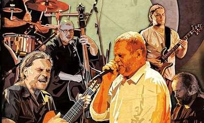 Kazik & Kwartet ProForma już 26 stycznia w Iowa Music Bar!
